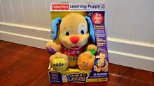 Fisher Price Laugh & Learn Puppy Enoggera Brisbane North West Preview