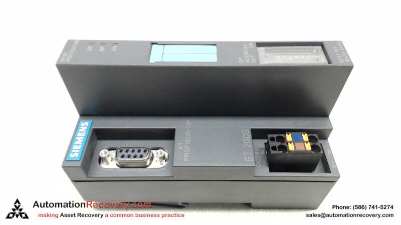 Siemens 6es7 151-1ba02-0ab0, Simatic Controller Interface Module #110681