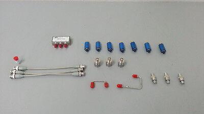 Hpagilent 85046-60072 Mixer Test Set Accessory Kit Includeds Mini-circuits