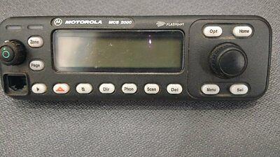 Motorola Mcs2000 Uhf 110 Watt Mobile