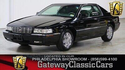 1997 Cadillac Eldorado  Black 1997 Cadillac Eldorado Coupe 4.6L V8  4.6L V8    F DOHC 32V 4 Speed Automa