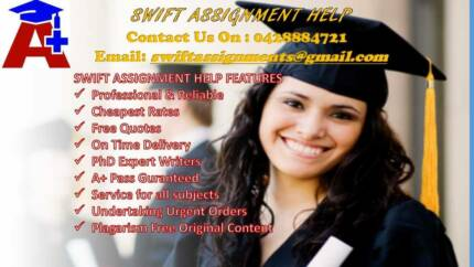 ASSIGNMENT HELP-100% Quality Guranteed, Fast and Reliable