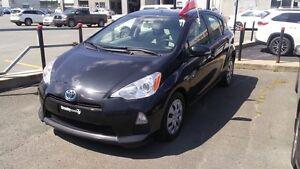 2014 Toyota Prius C Certifié, AC, vitres électriques, cruise