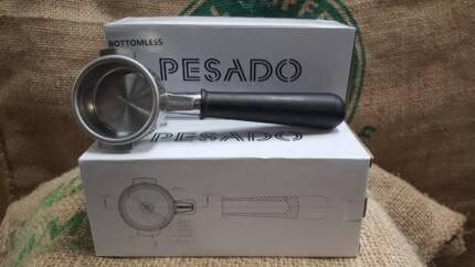ESPRESSO COFFEE MACHINE GROUP FILTER HANDLES CHEAP NEW LA MARZOCC