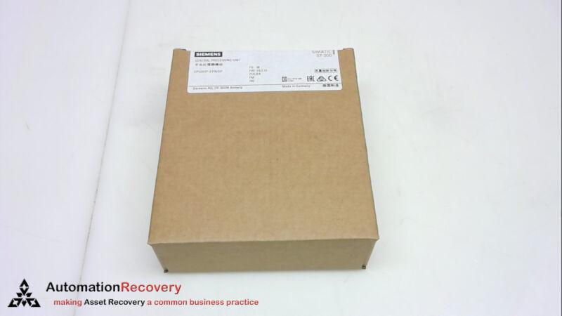 Siemens 6es7317-2fk14-0ab0, Plc Processor Module, New #245534