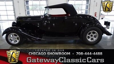 1933 Ford Coupe -- 1933 Ford Coupe  0 Black Coupe 350 CID V8 Automatic