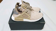 "Adidas NMD XR1"" linen""size 9.5US  men's Spotswood Hobsons Bay Area Preview"