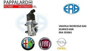 VALVOLA-RICIRCOLO-GAS-SCARICO-EGR-55186214-555061-OPEL-VECTRA-C-VECTRA-C-GTS