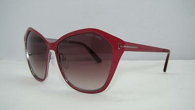 b9a3a5dbee UPC 664689658602 product image for Tom Ford Lena Bordeaux   Burgundy  Gradient Sunglasses Tf391 69z ...