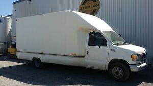 1997 FORD TRUCK E350