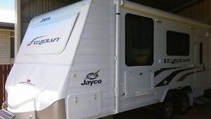 Jayco 2013 Starcraft 19ft Caravan Gracemere Rockhampton City Preview