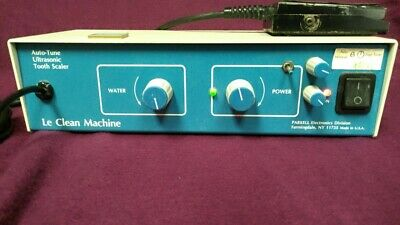Parkell Le Clean Machine Dental Ultrasonic Scaler - Parts Only