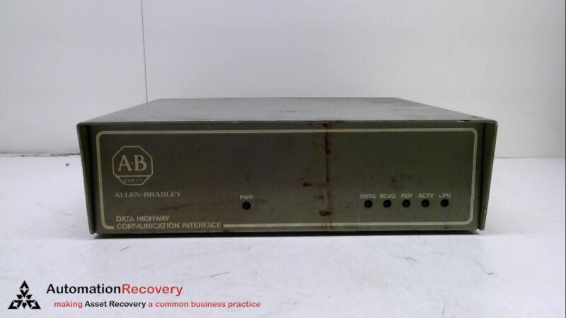 Allen Bradley 1770-kf2, Series B, Data Highway Communication Interface #231958