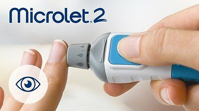 Bayer Microlet 2 Adjustable Lancing Device