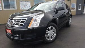 2013 Cadillac SRX Luxury AWD-PAN ROOF-BACK UP CAMERA-HEATED LEAT
