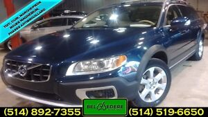 2011 Volvo XC70 T6 Level II CUIR TOIT MAGS BLUETOOTH