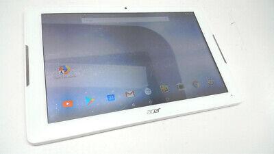 Acer Iconia One 10 32GB Tablet, B3-A30, Wi-Fi, White segunda mano  Embacar hacia Mexico