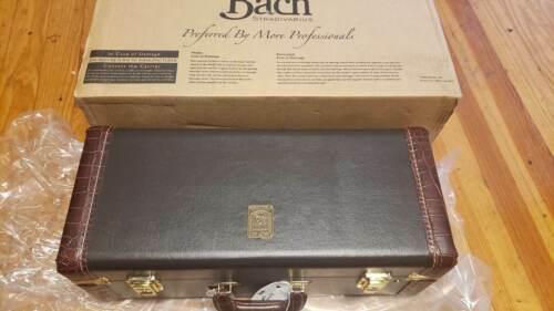 Bach Stradivarius Single Trumpet Case, New In Box!  C180