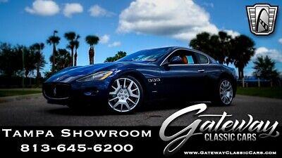 2009 Maserati Gran Turismo  Blue 2009 Maserati GranTurismo  Coupe 4.2L V8 Automatic Available Now!
