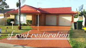 ROOF PAINTING AND CLEANING Hinchinbrook Liverpool Area Preview