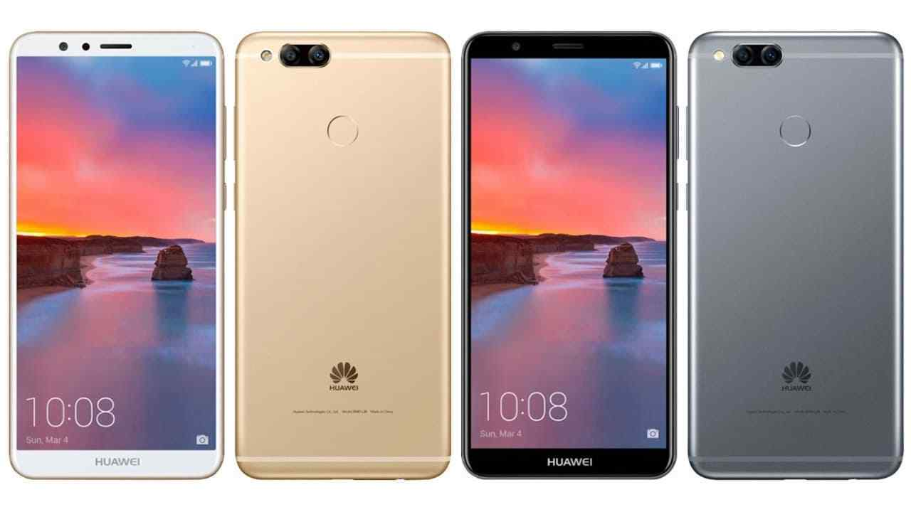 Android Phone - Huawei NEW Mate SE 4G LTE Unlocked Phone 51092DRH 4GB RAM 64GB 5.93'' Android 7