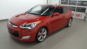 2012 Hyundai Veloster Tech, navigation, caméra recul ONE OWNER