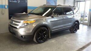 2013 Ford Explorer XLT CUIR NAV ATTACHE REMORQUE