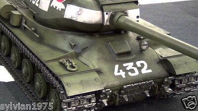 Tamiya # 56035 1/16 RC Kit Russian Heavy Tank JS-2 - Full-Option 1944 ChKZ  NIB