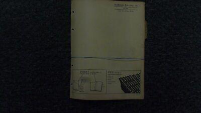 John Deere Jd No 15 Subsoiler Parts Catalog Manual Pc129