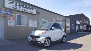 2013 Smart fortwo PURE-NAVIGATION-AIR-ALLOY WHEELS-BLUETOOTH