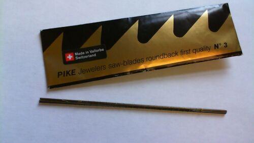 Pike Brand Swiss Jeweler