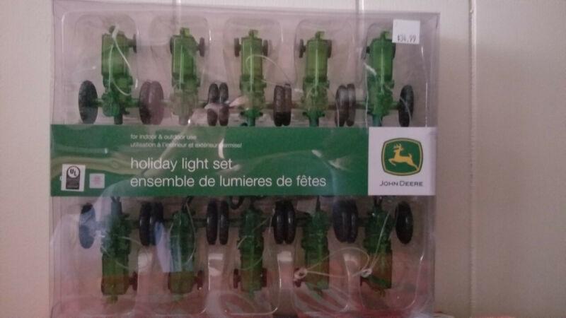 John Deere Tractor Light Set JR9151 New