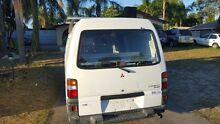 2008 Mitsubishi Express Van/Minivan Gosnells Gosnells Area Preview