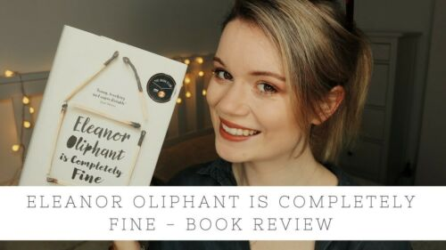 ✅ Eleanor Oliphant is Completely Fine ✅ FAST DELIVERY ✅