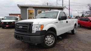 2011 Ford F-150 XL 8'BOX|WORK TRUCK|**CLEAN CARPROOF**|CERTIFIED