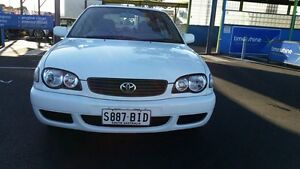 2001 TOYOTA COROLLA SECA ASCENT AUTO LOW KMS Lockleys West Torrens Area Preview
