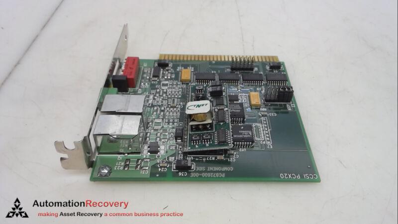Contemprary Controls Pcx20/5-485x, Network Interface Module, New* #253057