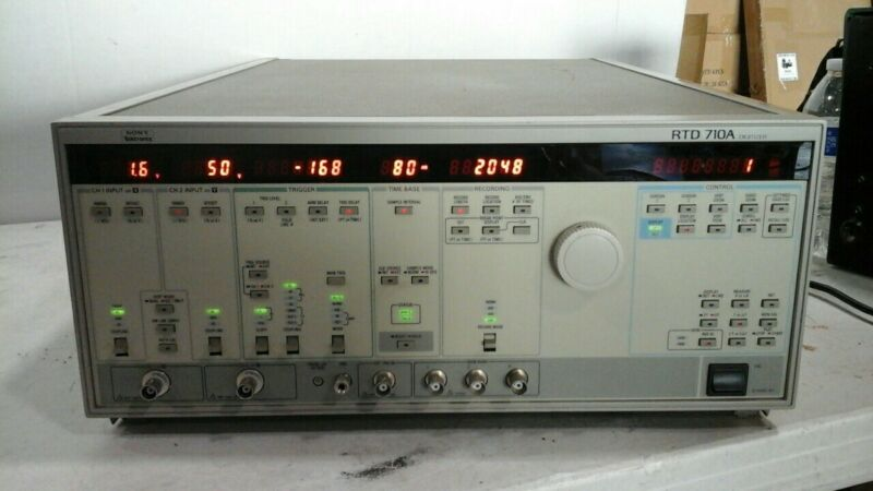 Tektronix Digitizer RTD 710A