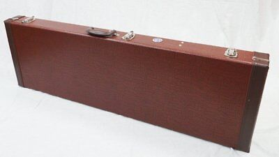 - Eden Brown Hard Shell Case for Bass Guitar