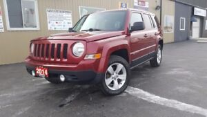 2014 Jeep Patriot NO HST 1 WEEK ONLY-North-4WD-HEATED SEATS