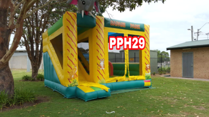 Safari park Jumping castle hire