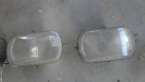 Ford Escort headlights Hillbank Playford Area Preview