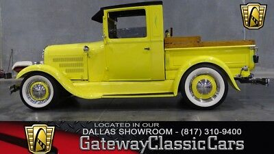 1929 Model A Pickup 1929 Ford Model A Pickup Pick Up 4.3L Vortec V6 4 Speed Automatic