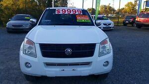 2007 Holden Rodeo Ute DUAL CAB/RWC/REGO/MANUAL Loganlea Logan Area Preview