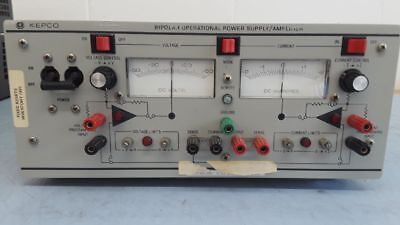 Kepco Bop 50-2m 100 Watt Power Supply. Tested And Guaranteed Working Warranty