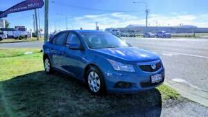 2012 Holden Cruze CD 4cyl Sedan - LOW KLMS, ONE OWNER! Garbutt Townsville City Preview