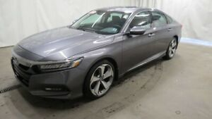 2018 Honda Accord TOURING - NAVIGATION / LEATHER INTERIOR / SUN
