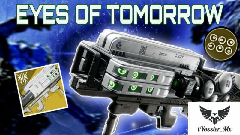 Beyond Light - Eyes Of Tomorrow - GUARANTEED DROP - [ PS4 ]