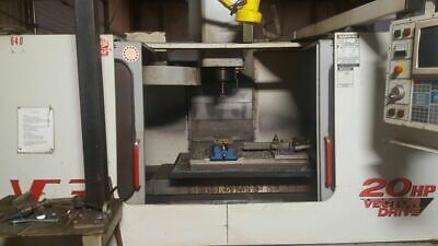 Haas Vf-3 Cnc Vertical Machining Center Year 1999