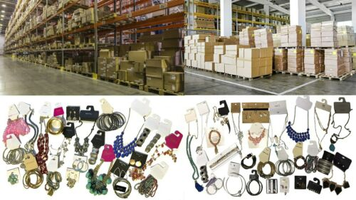 Closeout Jewelry Lot 100 pieces Retails for over $1,000.00